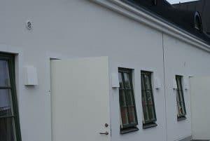 Skanörs Vångar med Energy Buildings decentraliserade ventilation