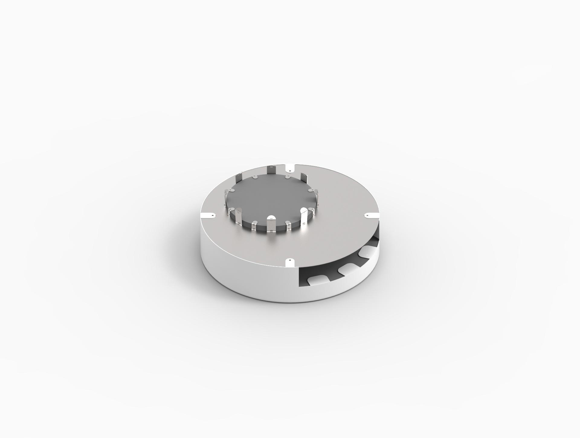 Smygin Akustik Puck ventilationsdon