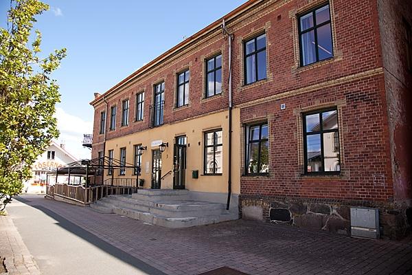 Energy Buildings kontor i HÖÖR