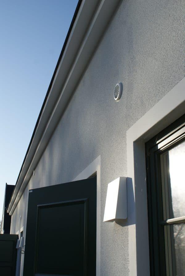 LUNOS Standard 115 Ventilationsgaller