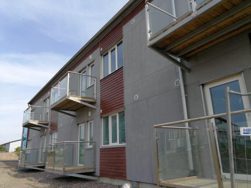 LUNOS Standard 180 Yttergaller, decentraliserad ventilation