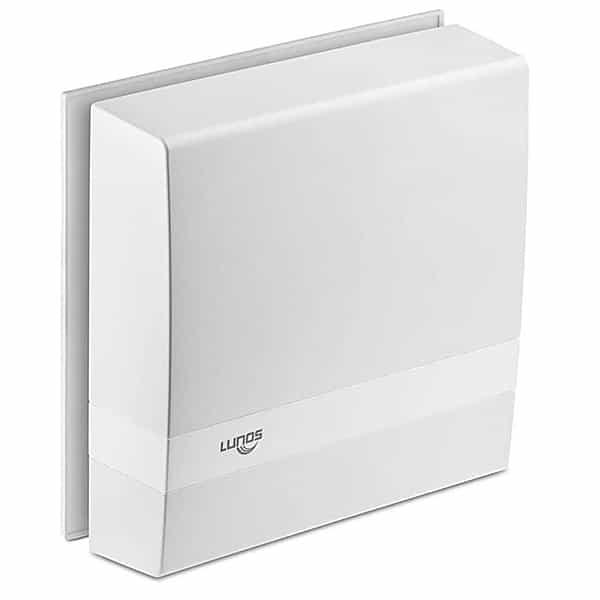 Produkt Innerkåpa LUNOS Decentraliserad ventilation