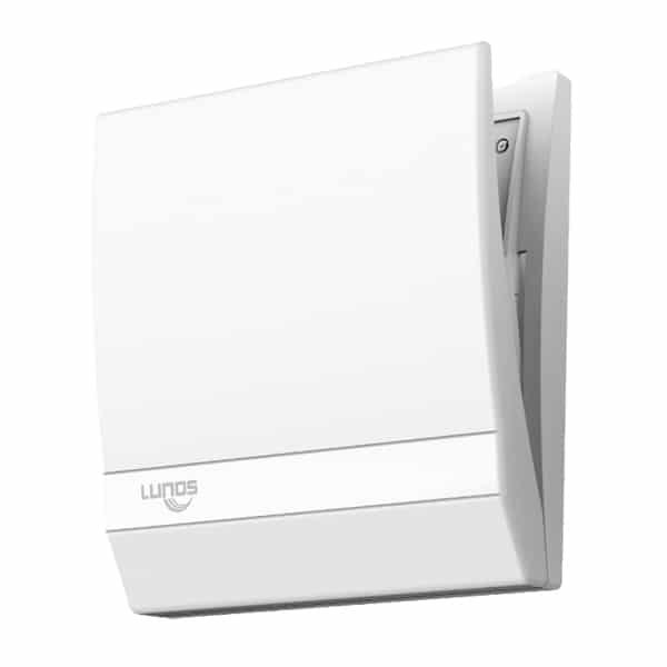 Produkt LUNOS Innerkåpa decentraliserad ventilation