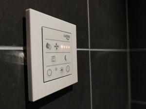 Smart Comfort insttalerad i Tvåfamiljshus i Skåne med decentraliserad ventilation från Energy Building