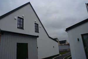 Nostalgigården med Energy Building