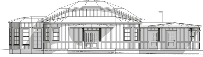 Villa Skönborg och Energy Building