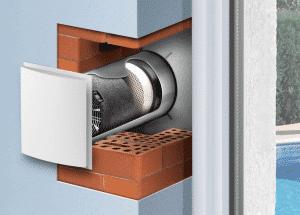 Norge och decentraliserad ventilation
