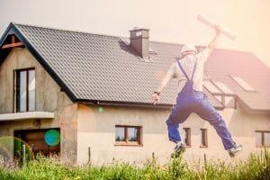 Poängsystem för friskare fastighetsmiljöer med Energy Building
