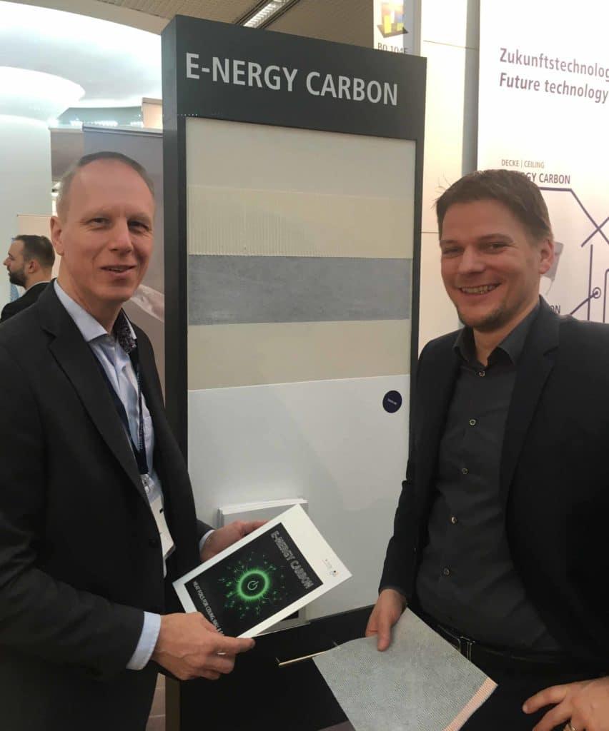 E-NERGY CARBON en innovativ nischad produkt för direketvärme