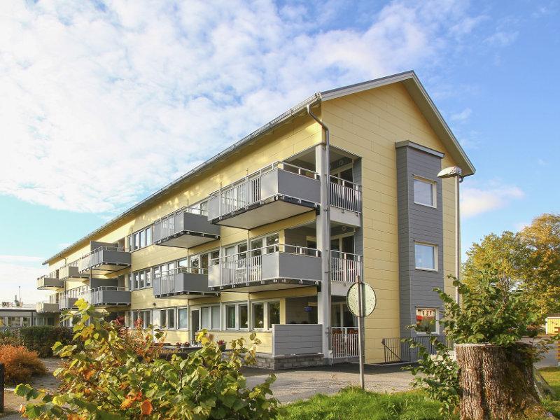Förbättrad bostadsventilation med Lunosbostadsventialtion
