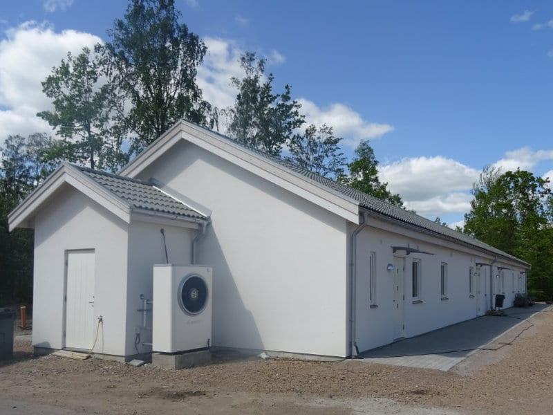 FTX-ventilation från Energy Building i hyresrätter