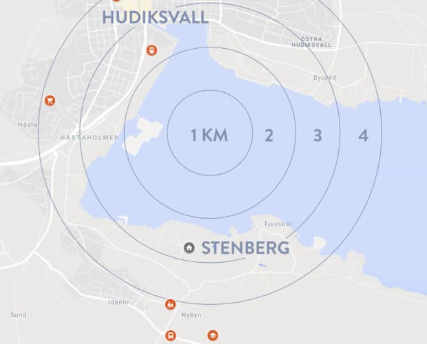 BRF Stenberg i Hudiksvall kommer ha hållbar ventilation